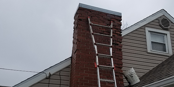 Tuck Point Murphy S Sons Chimney Cleaning Muncie Indiana